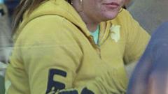 Лиса Мари Пресли заприлича на плашило (СНИМКИ)