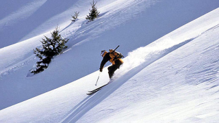 Скиор загина на връх Ботев