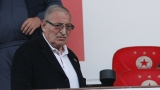 Димитър Пенев даде съвети на футболистите на ЦСКА за мача с Витоша