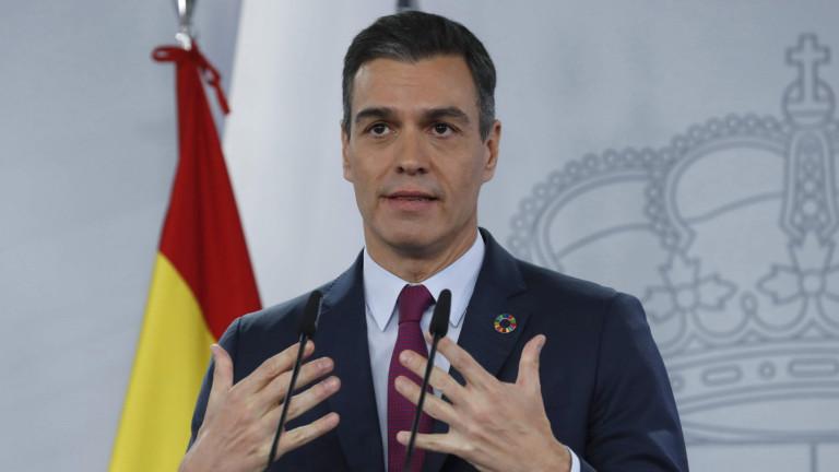 Испания готви затягане на мерките за Коледа
