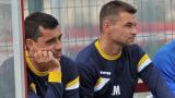 Александър Томаш: От всяка една контрола виждам много позитиви