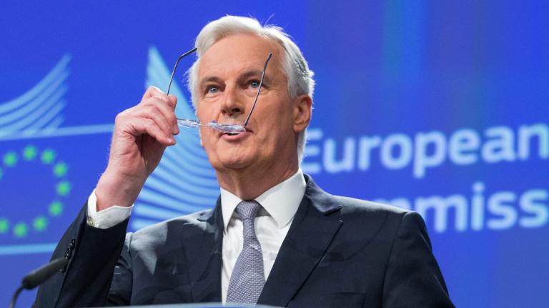 ЕС безмилостен към Великобритания в преговорите за Брекзит