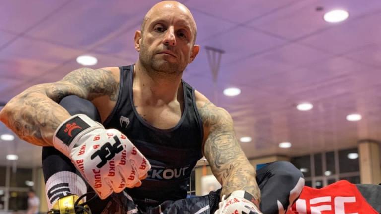Мениджърът на някои от популярните бойци в България Христо Чапанов