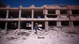 400 000 са жертвите на войната в Сирия