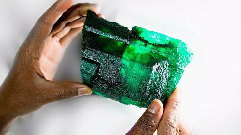 Африка е известна със своите скъпоценни камъни, а Замбия е