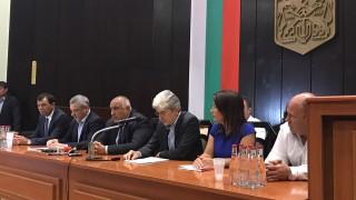 """Българската земя е на българския народ, отсече Борисов по казуса """"Калиакра"""""""