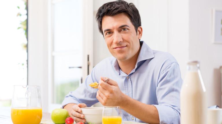 Какви храни трябва да избягват мъжете над 40