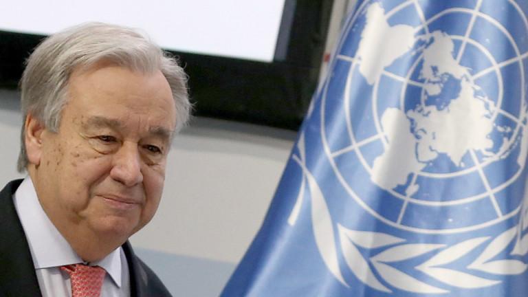 ООН не може да потвърди участието на Иран в атаката