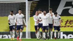 Манчестър Сити продължава победния марш във Висшата лига