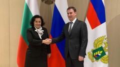 Стокообменът ни с Русия в аграрната област е 62,6 млн. щ. д