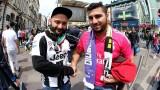 Футболна Европа очаква мегасблъсъка Ювентус - Реал (Мадрид)