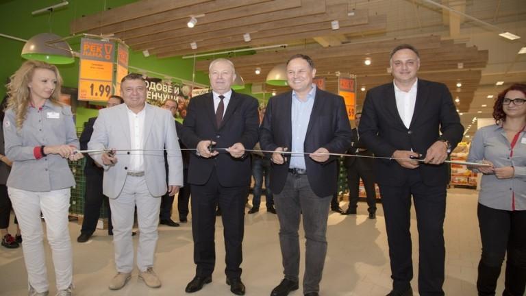 Kaufland България откри своя четвърти хипермаркет във Варна. Магазинът се