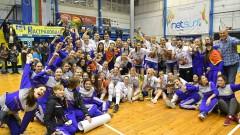 Будучност спечели дамската баскетболна Адриатическа лига