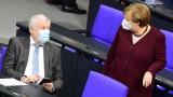 В Германия обсъждат драстични мерки заради мутациите на коронавируса