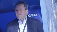 Славиша Стоянович не може да разтрогне с Левски