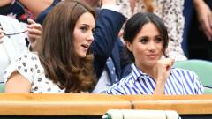 Меган и Кейт пак са си близки