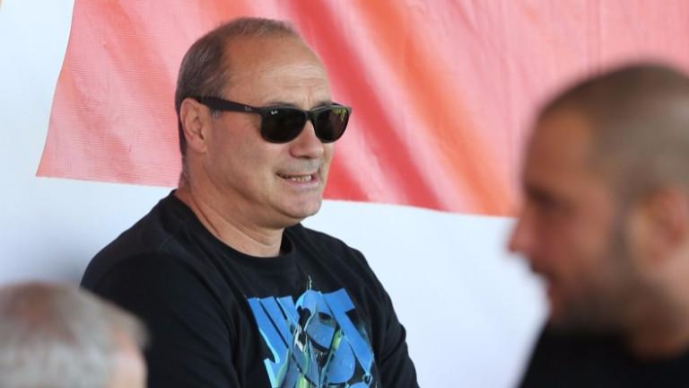 Емил Велев: Божков не е доволен, ще взима мерки в Левски