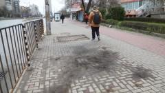 Започна вдигането на будките по Гешов в столицата