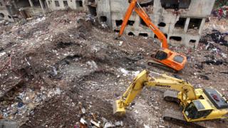 Лошото строителство е причина за срутването на сградата в Дака