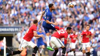 Челси - Манчестър Юнайтед 1:0 (Развой на срещата по минути)