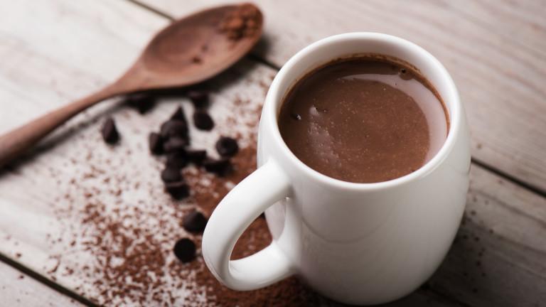 Топло какао за бистър ум