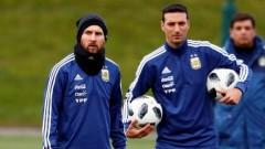 Лионел Скалони остава национален селекционер на Аржентина