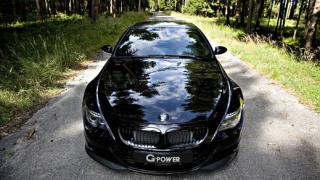 G-POWER M6 HURRICANE RR е най-бързото четириместно купе в света