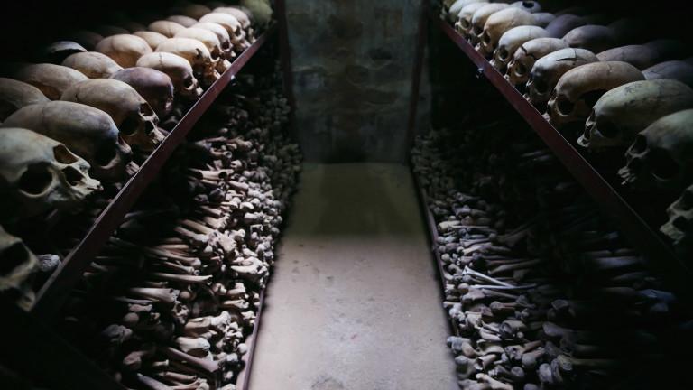 Франция носела значителна отговорност за геноцида в Руанда