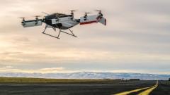 Airbus започна тестовете на летяща кола