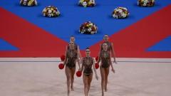 Гимнастичките ни взеха сребро на пет топки в Минск