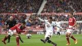 Миг на атракция донесе трите точки на Уотфорд срещу Мидълзбро (ВИДЕО)