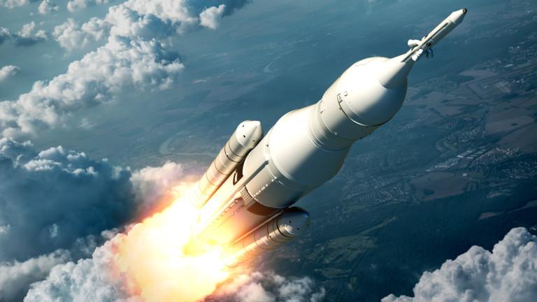 Снимка: Защо следващата ракета на NASA може да носи логото на Coca-Cola?