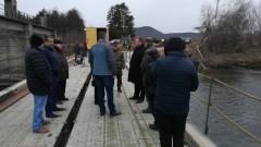 В Червен бряг отново недоволстват заради премахването на временния мост
