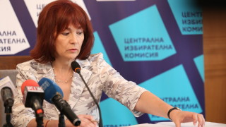 ЦИК доволна от вота, машинното гласуване улеснило комисиите