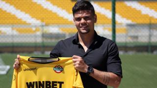 Фернандо Виана отново е футболист на Ботев (Пд)