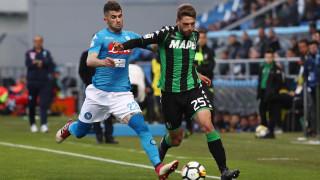 Рома пожела футболист на Наполи