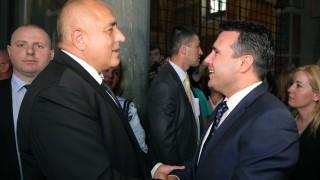 Борисов се среща със Заев