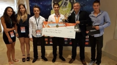 Наш ученик световен шампион на най-голямото състезание по IT технологии в света