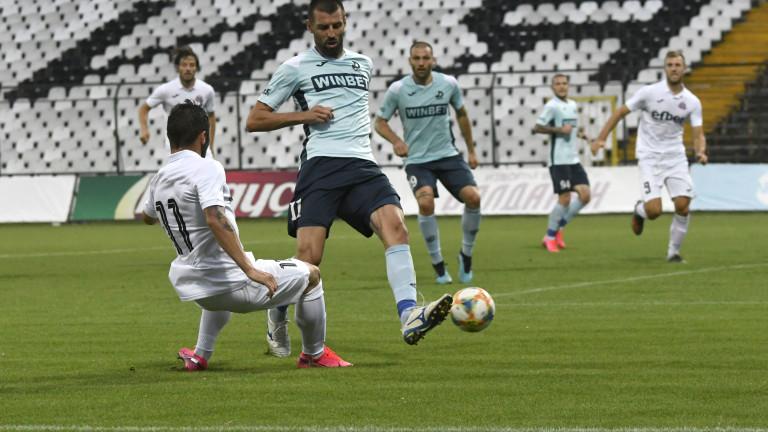 Дунав освободи всички футболисти и ще играе в Трета лига с юноши