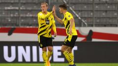 Борусия (Дортмунд) без Мюние срещу Лацио