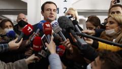"""""""Движение за Самоопределение"""" води на изборите в Косово"""