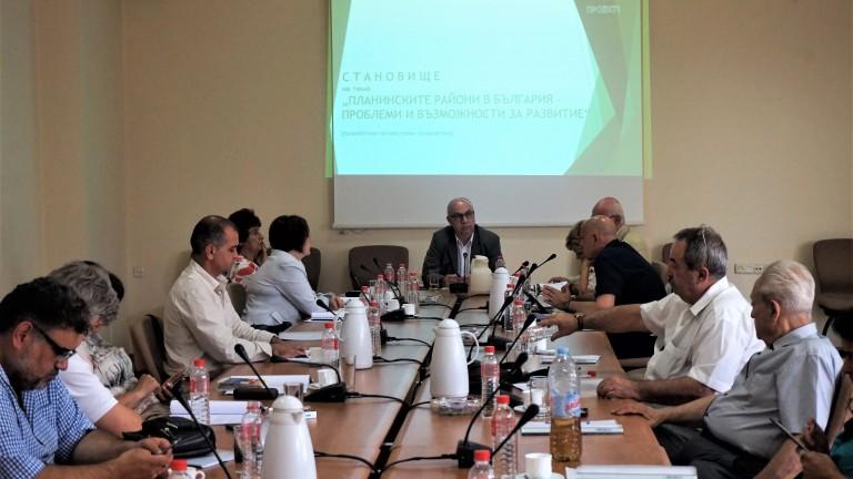 ИСС иска Закон за развитие на планинските и полупланиските райони