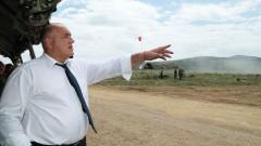 Борисов: Има ли правителствено решение - не подлежи на коментар