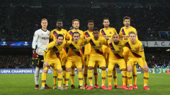 И футболистите на Барселона не са били тествани за коронавирус