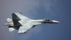 Руски Су-27 влезе в рискова близост с американски самолет над Балтийско море