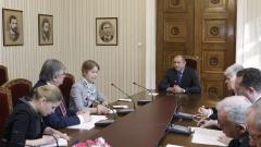Президентът Румен Радев прие руския посланик у нас Анатолий Макаров
