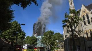 Над 60 жертви в лондонската кула Гренфел