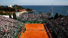 """Резултати от осминафиналите на """"Мастърс"""" 1000 в Монте Карло"""