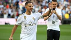 Азар ще носи номера на Бекъм в Реал (Мадрид)