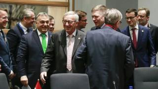 Унгария, Полша, Чехия и Словакия предлагат финансиране за справяне с мигрантите